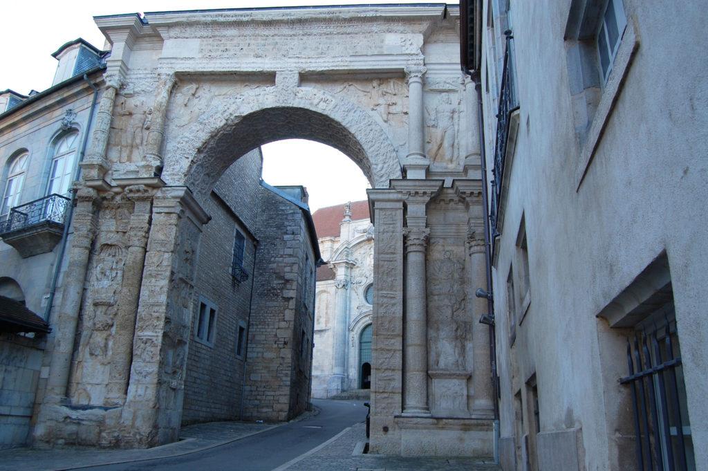 Arc de Triomphe - Besançon