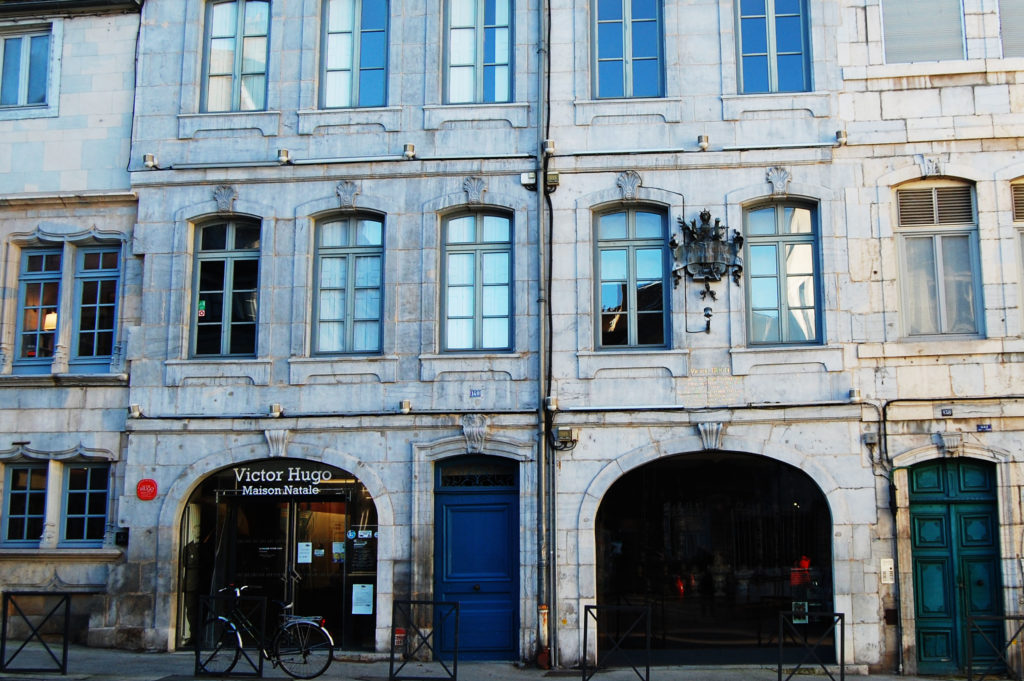 Maison Victor Hugo - Besançon
