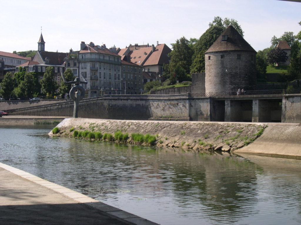 Quais de Besançon