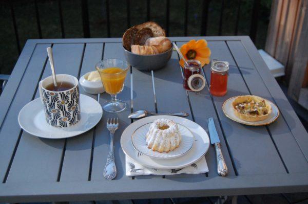 Table d'hôtes - Petit-Déjeuner