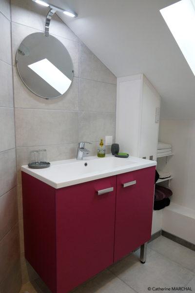 Chambre d'hôtes - Salle-de-bain
