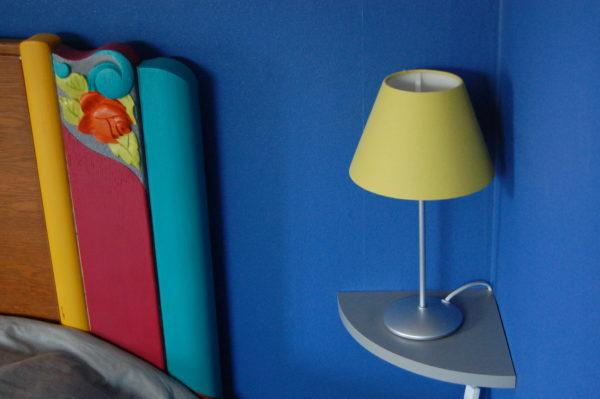 Chambre d'hôtes - Lampe de chevet