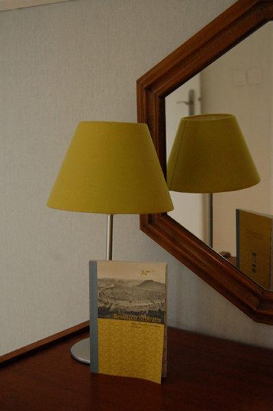 Chambre d'hôtes - Lampe