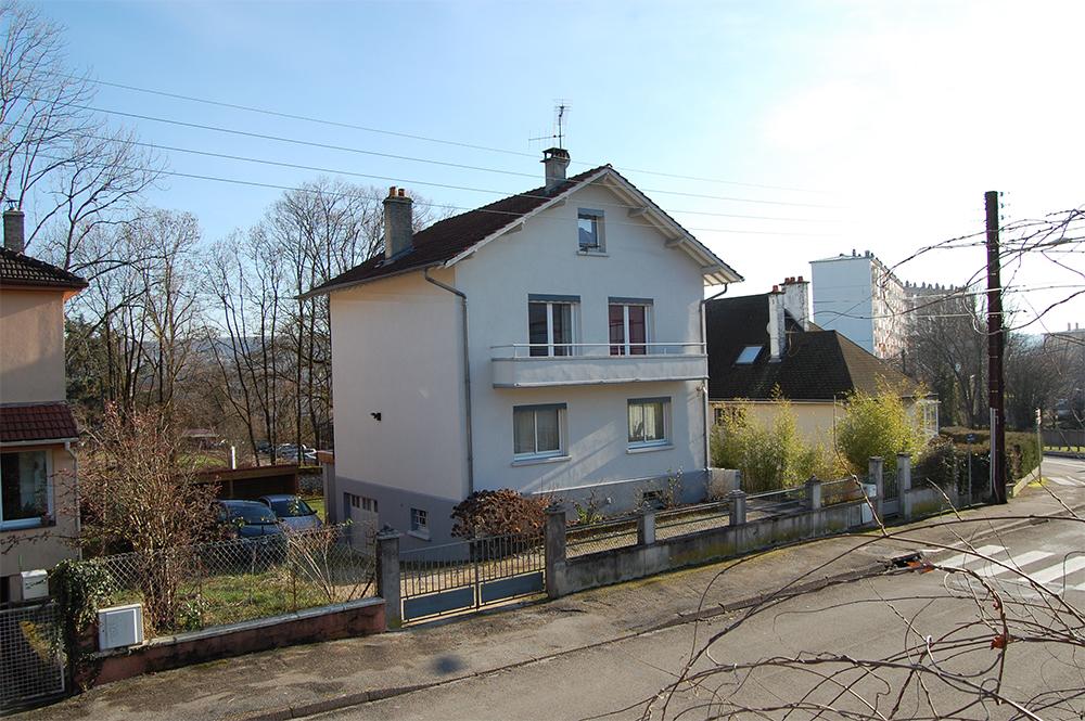 Maison d'hôtes à Besançon