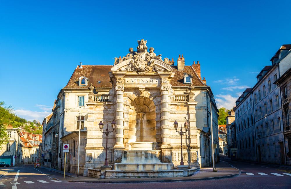 Besançon - Centre historique
