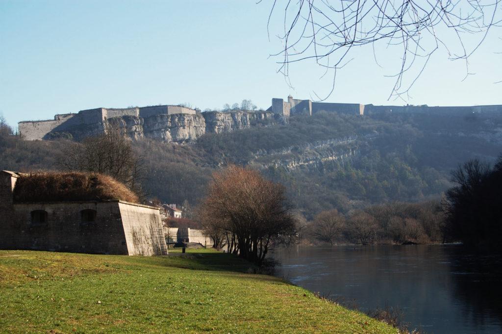 Remparts - Besançon